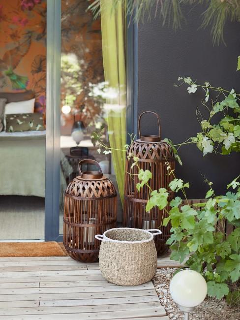 Gartenhaus einrichten und dekorieren