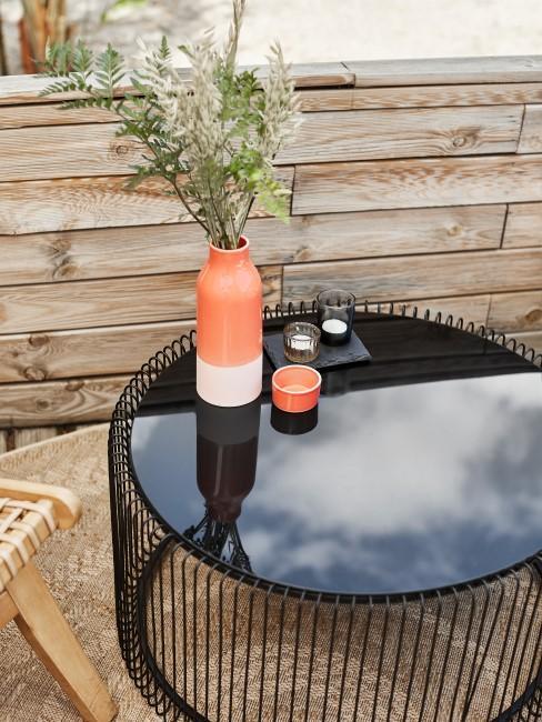 Moderner Stil für die Gartenhütte