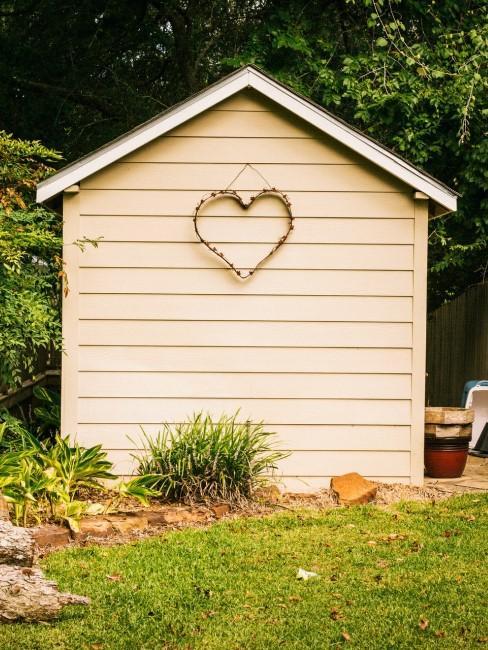 Kleines Gartenhaus
