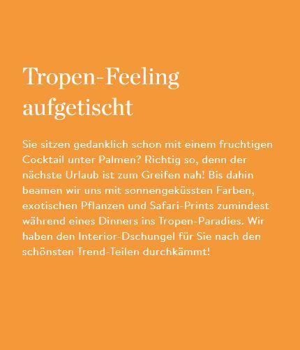 Tischdeko Sommerparty Tropen Feeling Tipps
