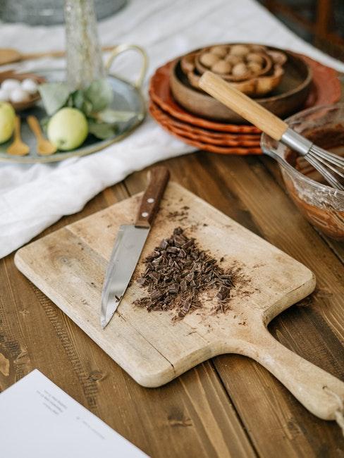 Rezepte für Baked Oats mit Schokolade