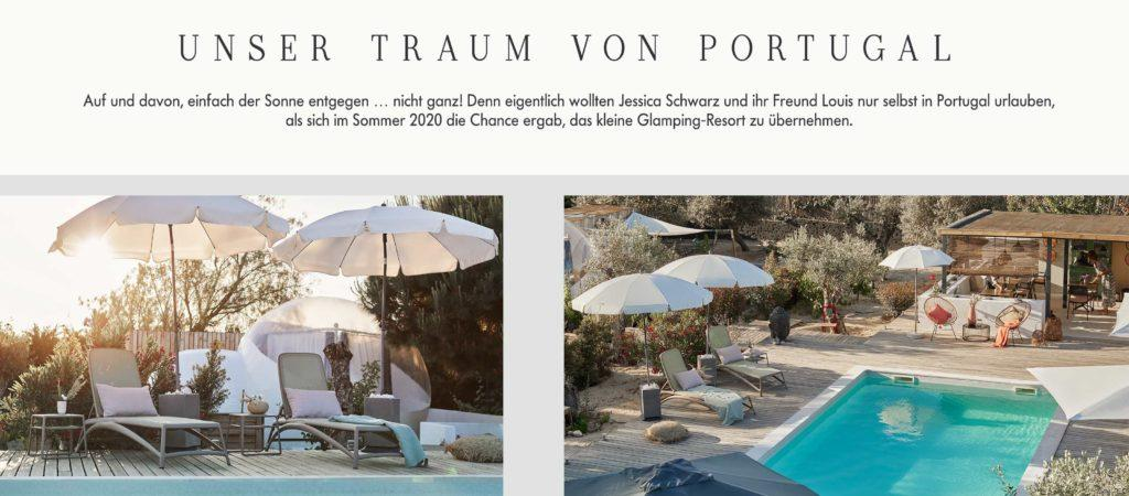 Jessica Schwarz Rêves Étoilés Einleitung Text Bilder Bubbles