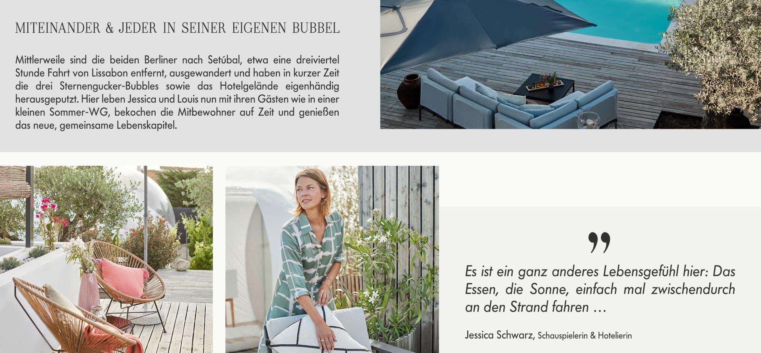 Jessica Schwarz Reves Etoiles Zitat