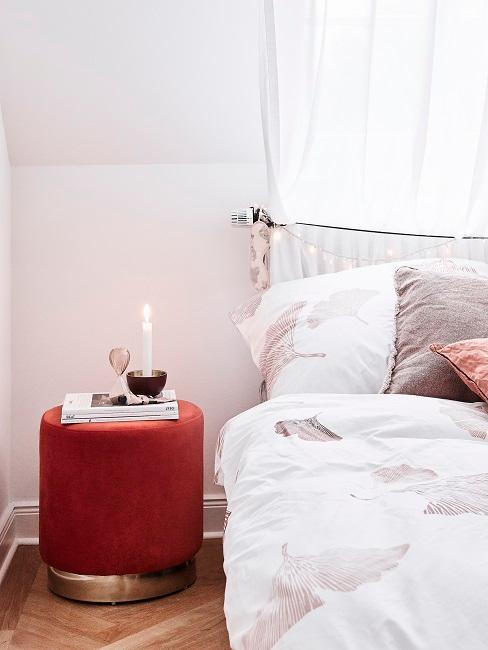 Sanduhr Schlafzimmer Bett