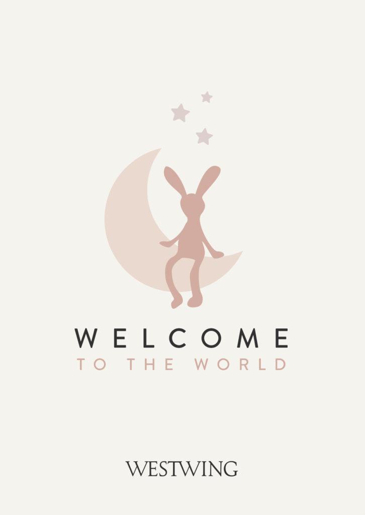 Spruch zur Geburt Welcome to the world