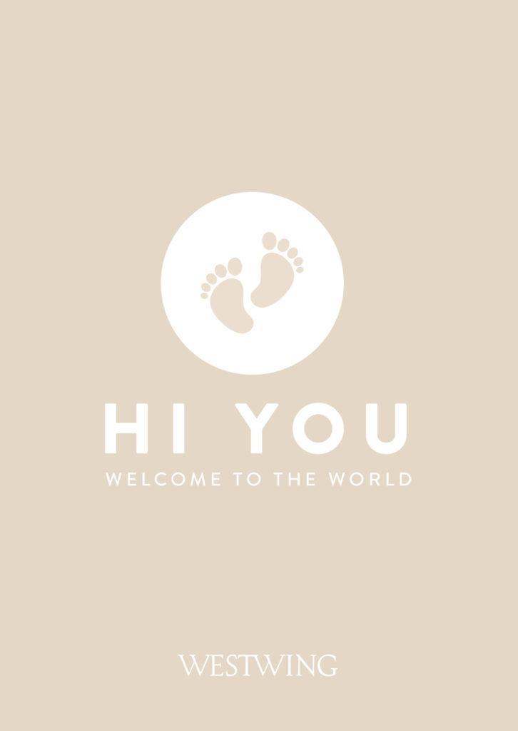 Spruch zur Geburt Willkommen auf der Welt