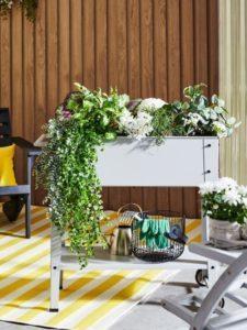 Hochbeet für Garten oder Balkon