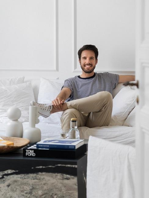 Sebastian Schmidt Sofa Wohnzimmer
