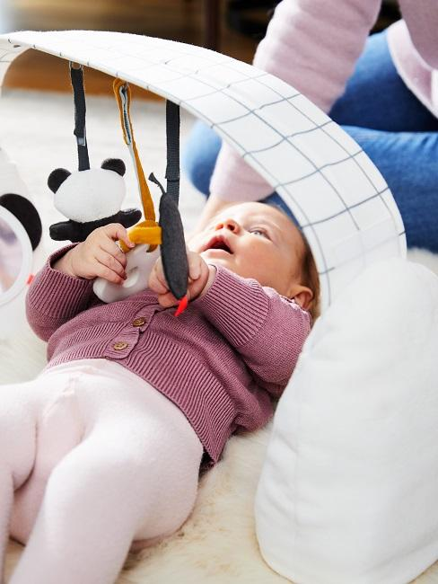 Checkliste Baby Mobile Teppich