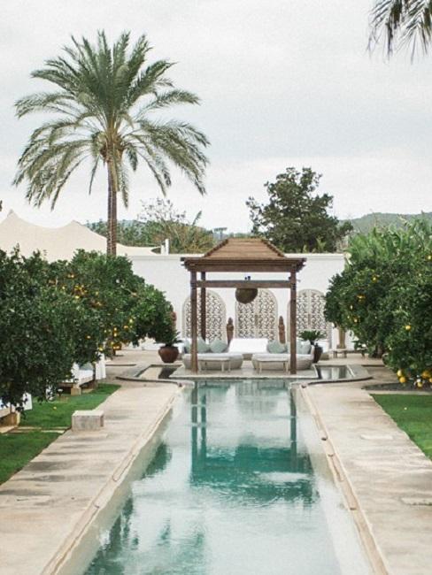 Hochzeitslocations Atzaro Ibiza Aussenbereich