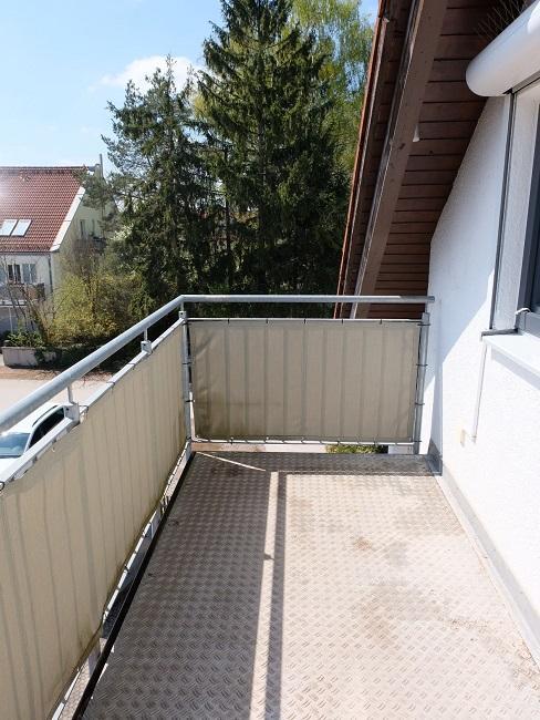 Interior Design Service Boho Terrasse Balkon Vorher
