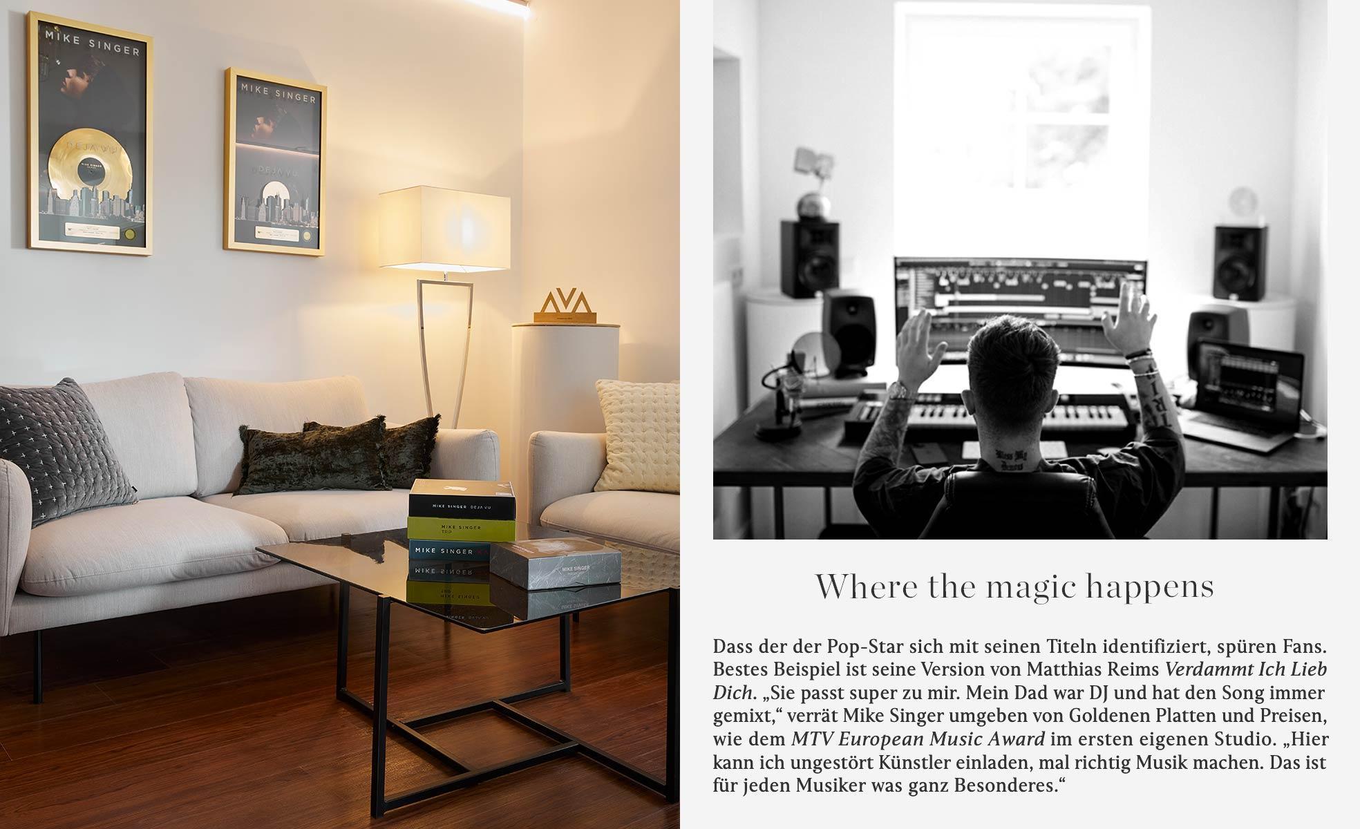 Mike Singer Studio