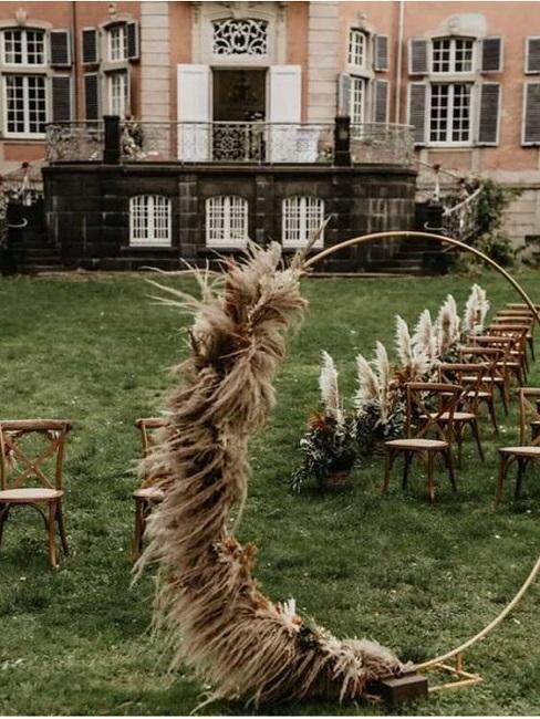 Hochzeitslocations Martin Fett Martin Redet Schloss Arff Trauung aussen