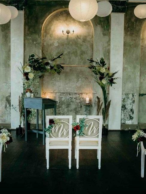 Hochzeitslocations Martin Fett Martin Redet Ballsaal Studio Trauung innen