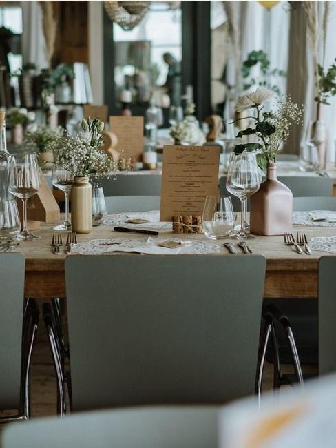 Hochzeitslocations Martin Fett Martin Redet Our Seaside Renesse Tisch Tafel Deko