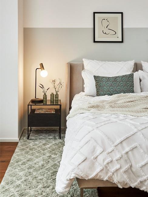 Thore Schoelermann Schlafzimmer Bett Details