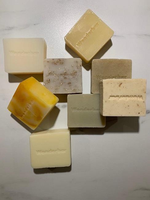 Festes Shampoo Festes Duschgel Test Produkt Übersicht gesamt