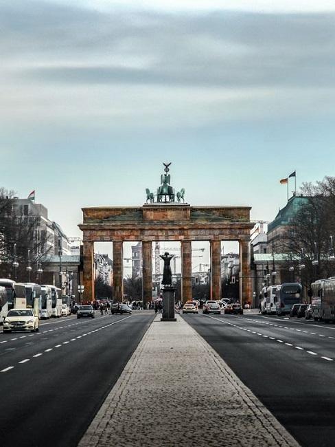 Urlaub in Deutschland Berlin Brandenburger Tor
