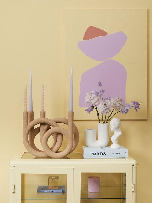 DIY Kerzen Deko selber machen