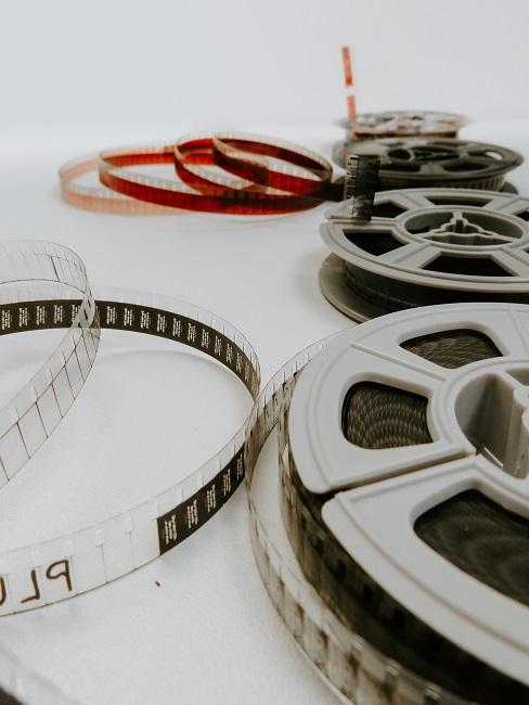 Alte Filmbänder