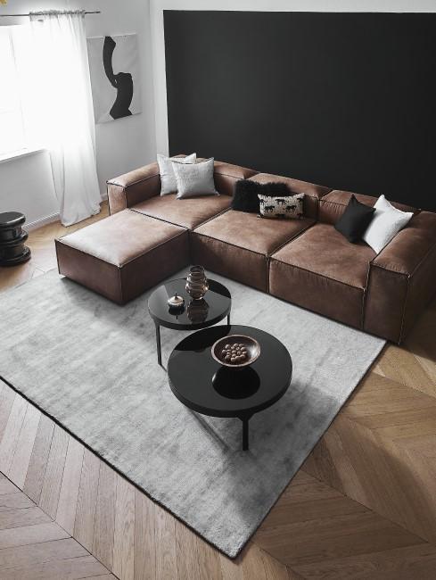 Industrial Style Wohnzimmer