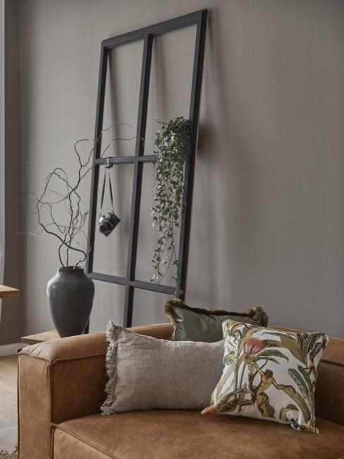 Industrial Style im Wohnzimmer