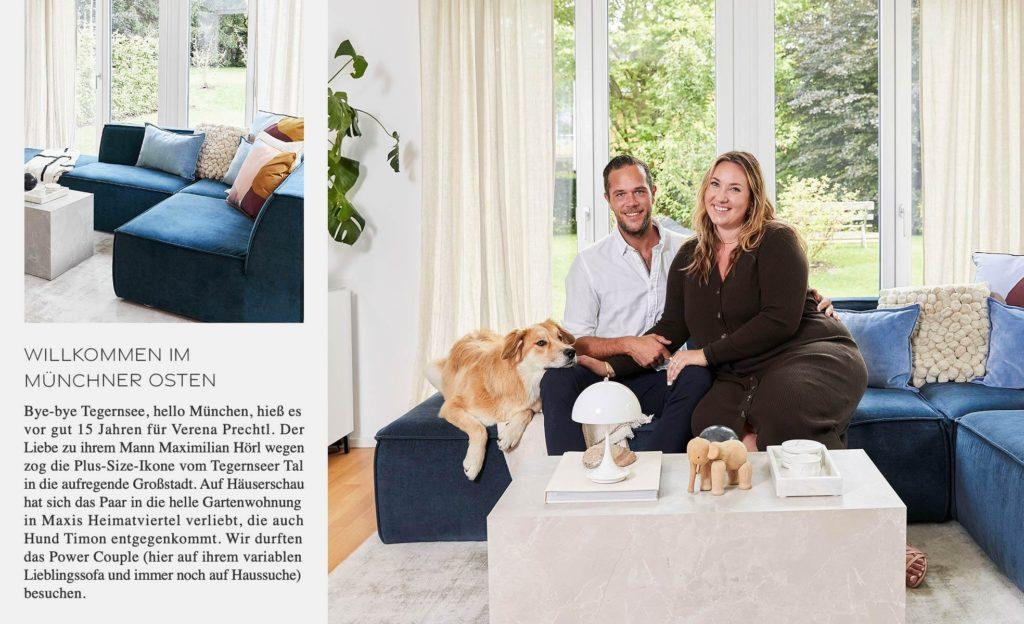 Verena Prechtl Wohnung Einführung Paar