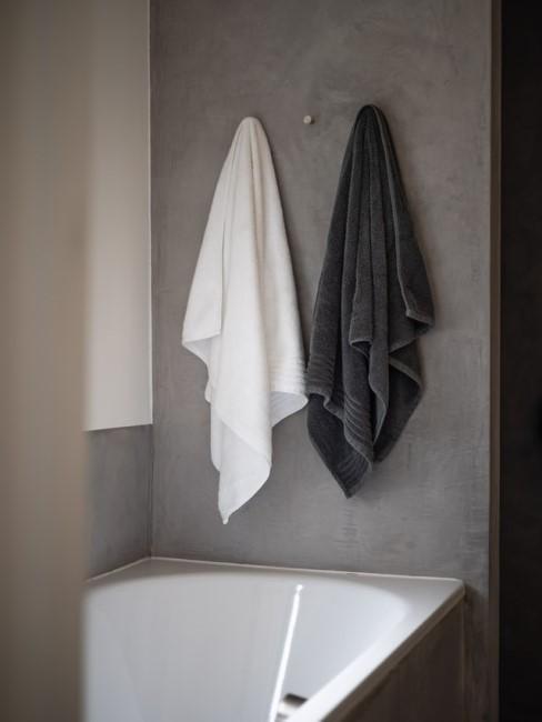Modern Wohnen im Badezimmer