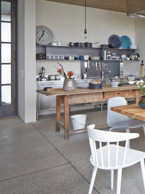 Offene Küche im Loft-Style