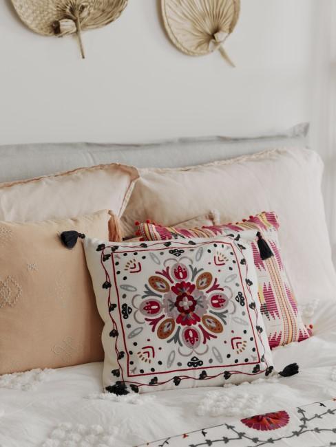 Kissen im mexikanischen Stil