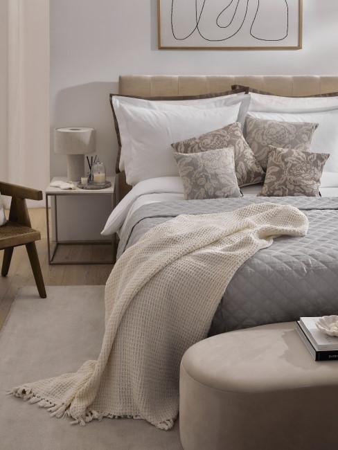 Schlafzimmer im italienischen Einrichtungsstil