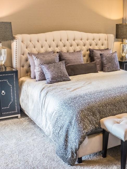 Schlafzimmer im britischen Wohnstil
