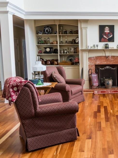 Mustermix im britischen Wohnzimmer