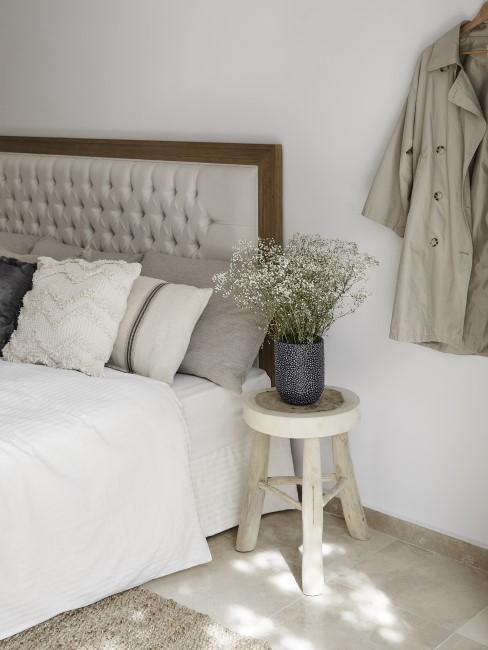 Schlafzimmer in französischem Landhausstil