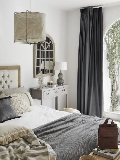 Mittelmeer Stil im Schlafzimmer