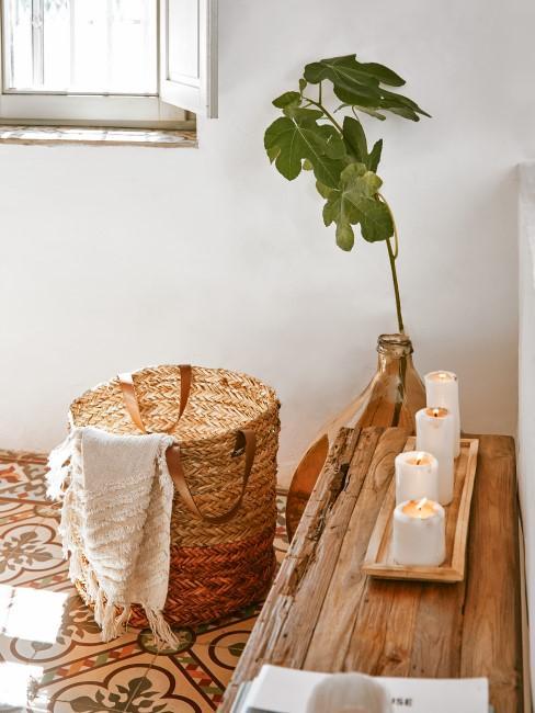 Möbel im orientalischen Stil