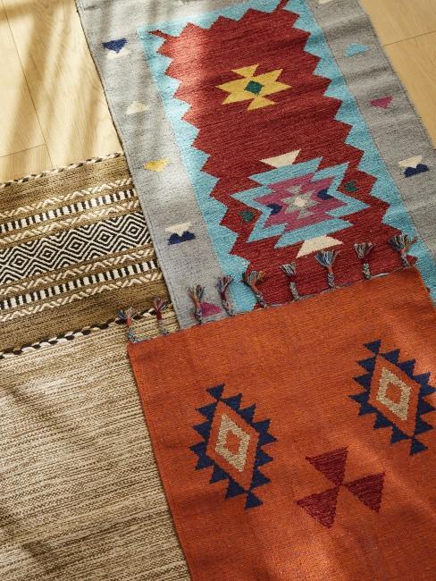 Teppiche im orientalischen Style