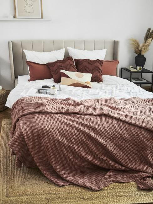 Schlafzimmer im Boho Style