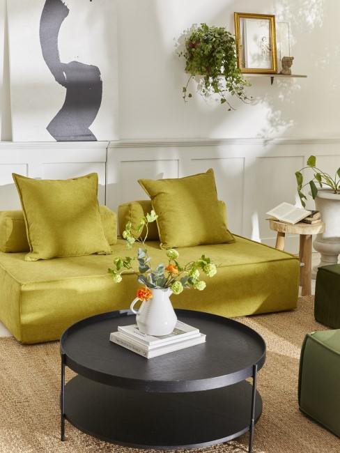 Sessel und andere Möbel im 60s Style