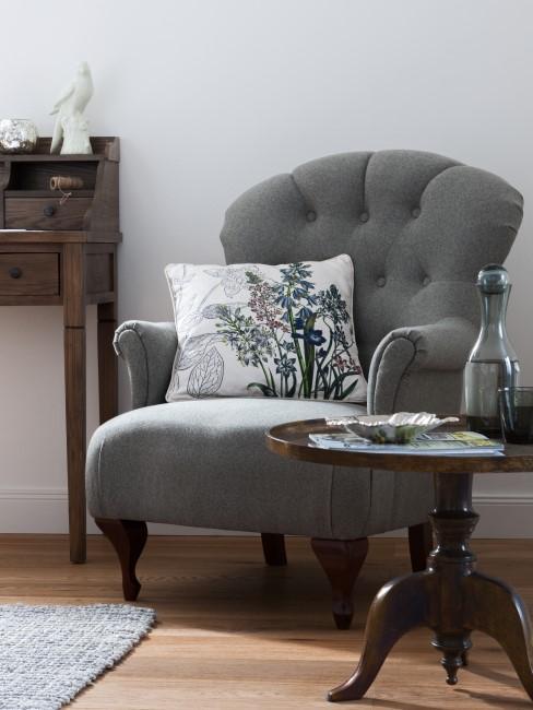Sessel im Vintage Style