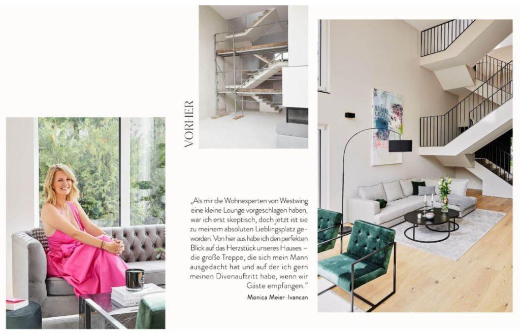 Monica Meier Ivancan Zitat Lounge