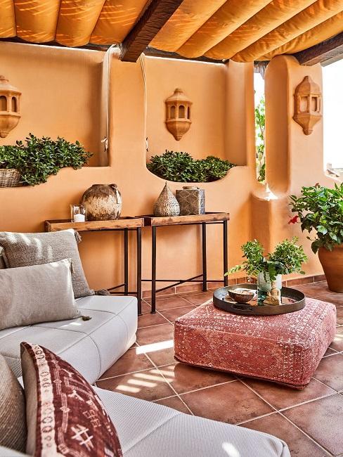 Birgit Schrowange Terrasse Lounge Sofa