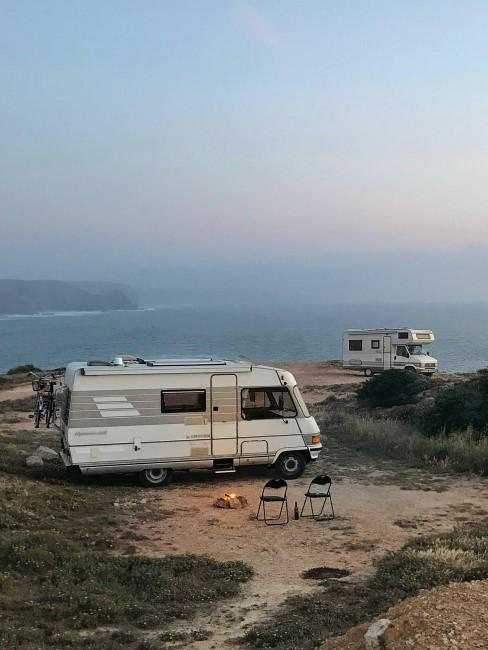 Camping Style Wohnmobile am Meer