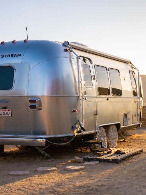 Camping Style Wohnwagen als Mobile Home