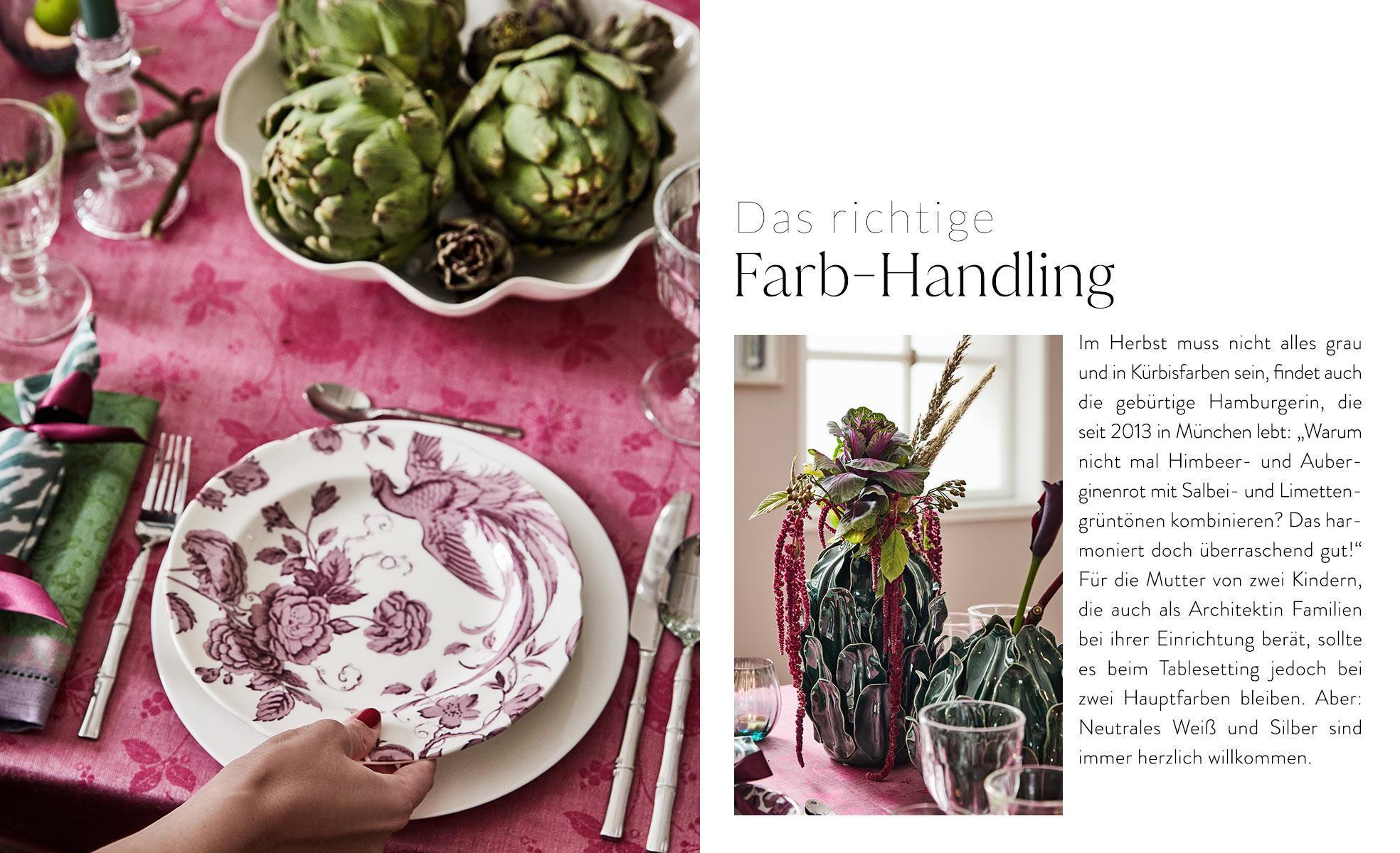 thanksgiving deko Insa Lachauer Tipps Farben