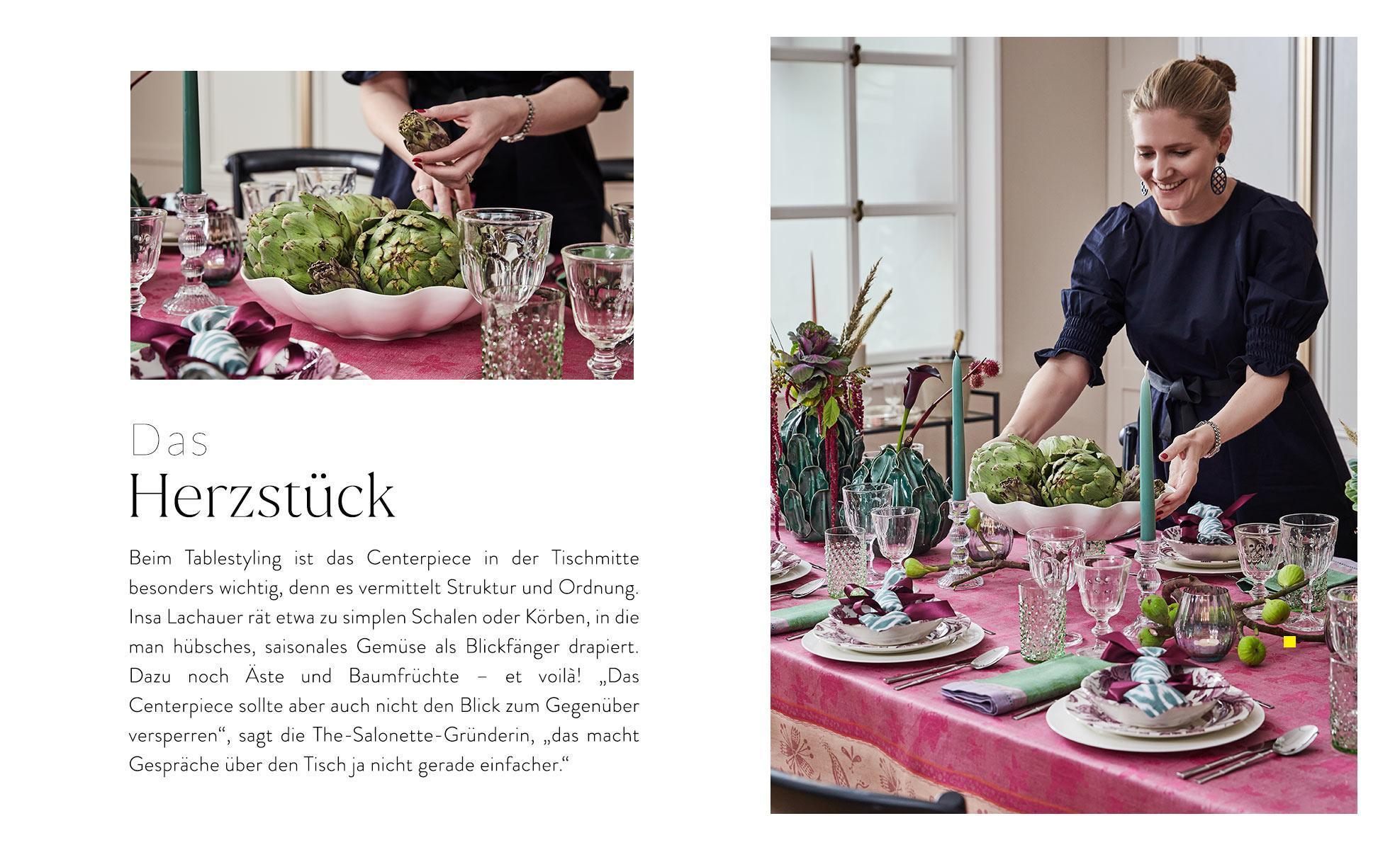 thanksgiving deko Insa Lachauer Tipps Centerpiece