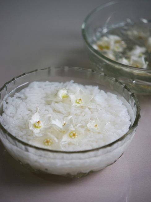 Reiswasser Toner Beauty Haut und Haare