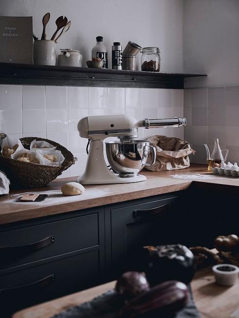 Kitchenaid blanca