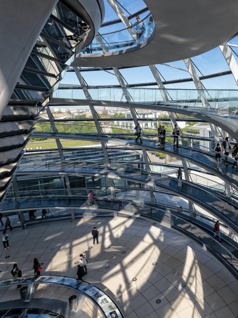 arquitectura diseñada por Norman Foster
