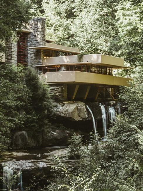 Casa Kaufmann en Pensilvania